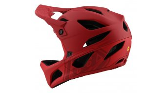 Troy Lee Designs Stage MIPS Fullface MTB-Helm Gr. XS/SM (XS/S) stealth red Mod. 2020