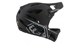 Troy Lee Designs Stage MIPS Fullface MTB-Helm Gr. XS/SM (XS/S) stealth black/silver Mod. 2020