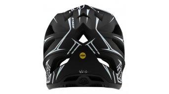 Troy Lee Designs Stage MIPS Fullface MTB-Helm Gr. XS/SM (XS/S) pinstripe black/white Mod. 2020