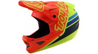 Troy Lee Designs D3 Silhouette Fiberlite Fullface MTB-Helm