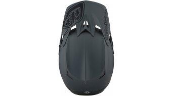 Troy Lee Designs D3 Stealth Fiberlite casco integral Fahrradhelm tamaño S (55-56cm) gray