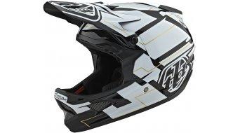 Troy Lee Designs D3 Vertigo Fiberlite casco integral Fahrradhelm