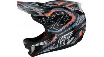 Troy Lee Designs D4 Low Rider Carbon MIPS Fullface casco