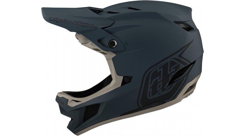 Troy Lee Designs D4 Stealth Composite MIPS Fullface Fahrradhelm Gr. XS (53-54cm) gray