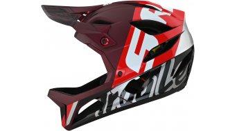 Troy Lee Designs Stage Nova SRAM MIPS Fullface MTB- helmet burgundy