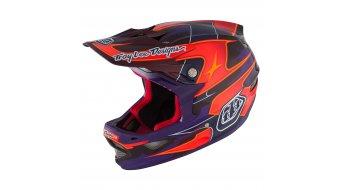 Troy Lee Designs D3 Carbon MIPS Helm Fullface-Helm render Mod. 2016