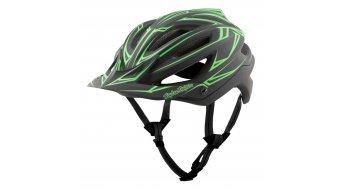 Troy Lee Designs A2 MIPS MTB-helma velikost XL/XXL (60-63cm) pinstripe black/green model 2017