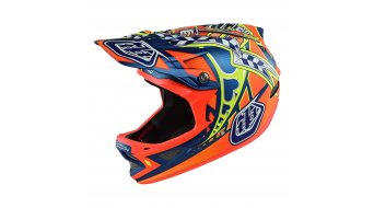 Troy Lee Designs D3 Fullface-Helm Mod. 2017