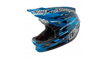 Troy Lee Designs D3 (CF) carbon MIPS Fullface-helm model 2018