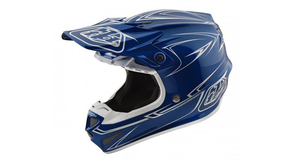 Troy Lee Designs SE4 MIPS Polyacrylite MX-casco tamaño M (57-58cm) 1dcf8ebf8b7