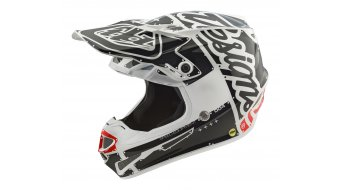Troy Lee Designs SE4 MIPS Polyacrylite MX-Helm Mod. 2018