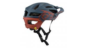 Troy Lee Designs A2 MIPS MTB- fietshelm maat XL/2X (XL/XXL) (60-62cm) decoy af blue/clay