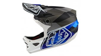 Troy Lee Designs D3 (CF) Carbon Mips Fullface casco Limited Edition mis. LG (L) (58-59) jet blue mod. 2019