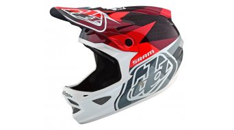 Troy Lee Designs D3 (CF) carbon Mips Fullface fietshelm Limited Edition jet model 2019