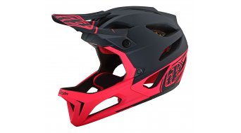 Troy Lee Designs Stage Stealth MIPS Fullface MTB-helma stealth model 2019