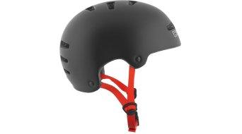 TSG Superlight Helm satin black (leichter Glanz)