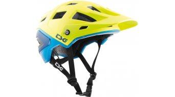 TSG Scope Graphic Design MTB-Helm Gr. S/M (54-56cm) acid yellow/blue Mod. 2019