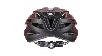 Uvex I-VO CC Fahrrad头盔 型号 52-57厘米 red/black