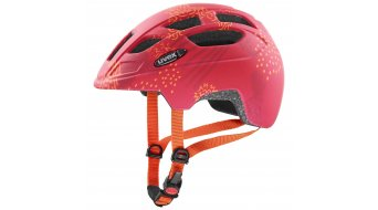 Uvex Finale Jr. CC Kinder-Helm Gr. 51-55cm red/orange matt