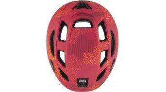 Uvex Finale Jr. CC Kinder-Helm Gr. 51-55cm red/orange matt