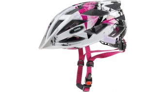 Uvex Air Wing Kinder-Helm Gr. 56-60cm white/pink