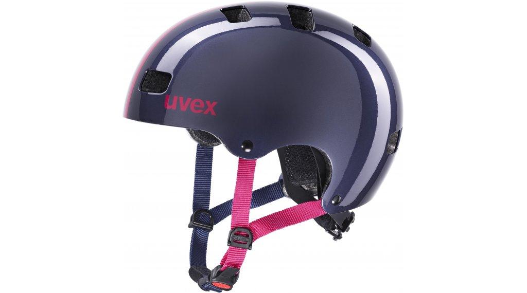 Uvex Kid 3 Kinder-Helm Gr. 55-58cm race midnight