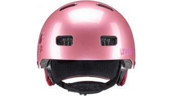 Uvex Kid 3 Kinder-Helm Gr. 55-58cm pink heart