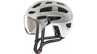 Uvex Finale Visor bike helmet