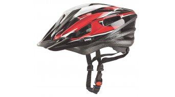 Uvex Boss Compact Helm MTB-Helm Gr. 53-58cm red-black-white