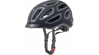 Uvex City E casco Urban-casco tamaño 57-61cm negro mat