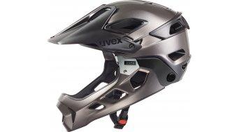 envex Jakkyl HDE MTB Fullface fietshelm mat