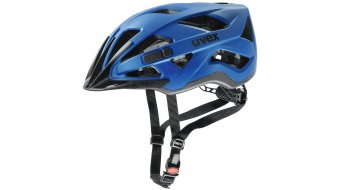 Uvex Active CC City-Helm Gr. 52-57cm blue mat