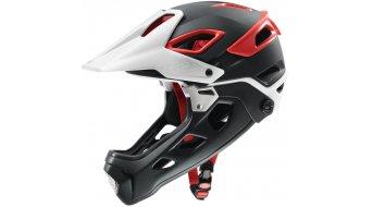 Uvex Jakkyl HDE MTB Fullface Helm mat