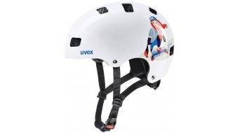 Uvex Kid 3 casco bambino mis. 51-55cm white skate