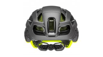 Uvex Finale 2.0 MTB-Helm Gr. 52-57cm grey/neon matt