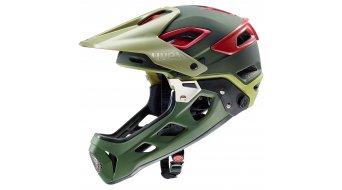 Uvex Jakkyl HDE MTB casco integral color apagado