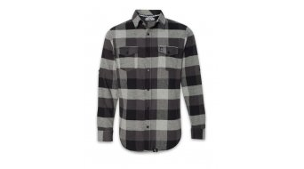 Loose Riders Grey Flannel Hemd Herren langarm grey