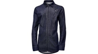Protective P-aight Tetcron shirt long sleeve men deep blue