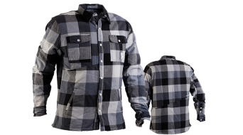 Race Face Loam Ranger camisa manga larga Caballeros-camisa plaid