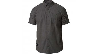 FOX Baja camicia manica corta da uomo . heather black
