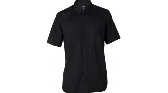 FOX Redplate Flexair Arbeits shirt short sleeve black