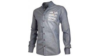 Amplifi casual shirt long sleeve men denim