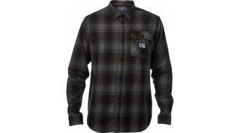FOX Voyd Flannel košile dlouhý rukáv pánské velikost L dark green