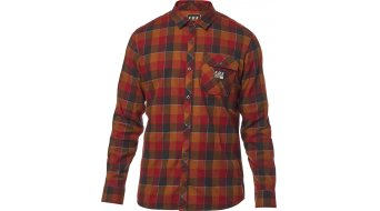 FOX Rowan Stretch Flannel shirt lange mouw heren