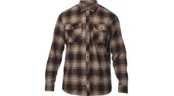 FOX Traildust Мъжка фланелена риза с дълъг ръкав, размер
