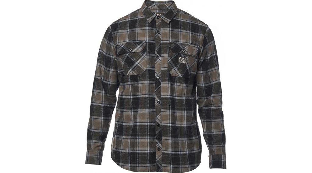 Fox Traildust Flannel Hemd langarm Herren günstig kaufen 3b0de230fb
