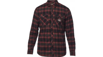 Fox Traildust Flannel camisa manga larga Caballeros