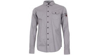 Maloja BedfordM. shirt lange mouw heren- shirt maat. M smoke- Sample