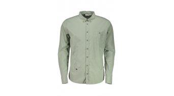 Maloja GedererwandM. shirt long sleeve men- shirt size M glacier- Sample