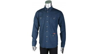 Maloja GroveM. camisa manga larga Caballeros-camisa nightfall